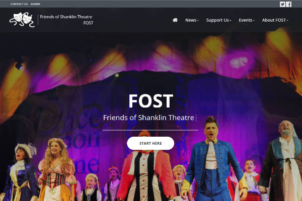 Friends of Shanklin Theatre