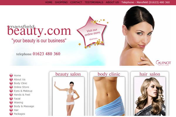 Mansfield Beauty Salon