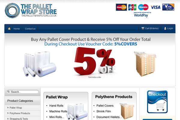 The Pallet Wrap Store